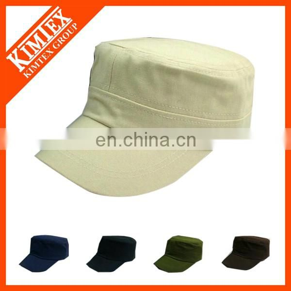 Custom Cotton Camouflage Military Cap with Logo