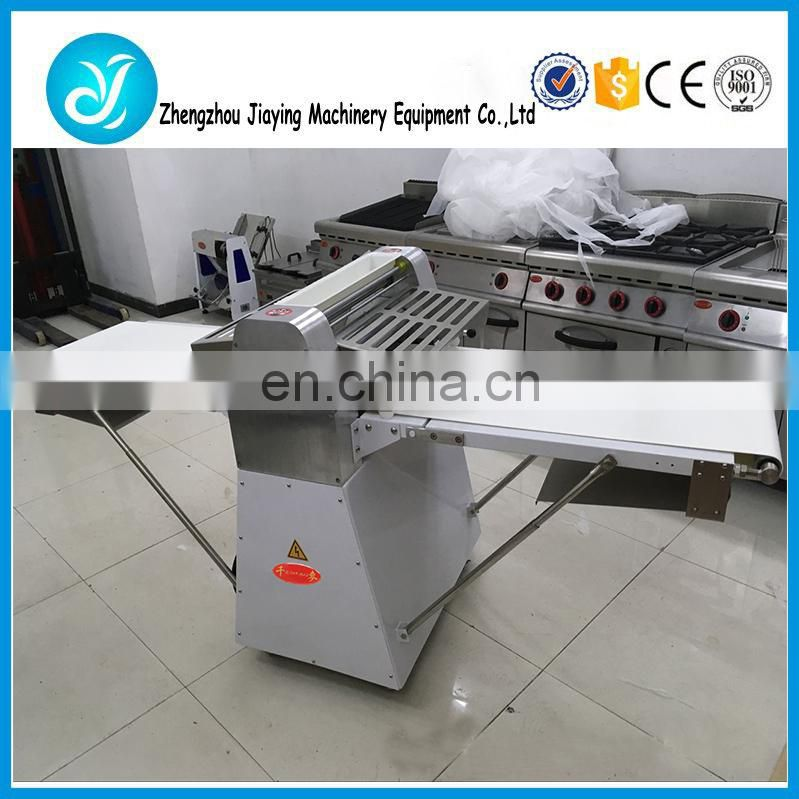 Commercial used danish pastry dough sheeter