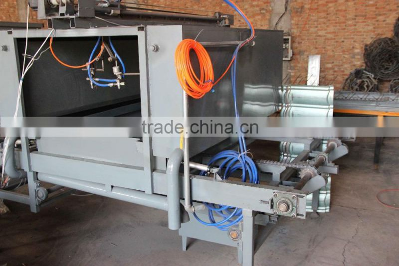 Trade assurance china product stone coated sheet forming machine,tile making machine for sale