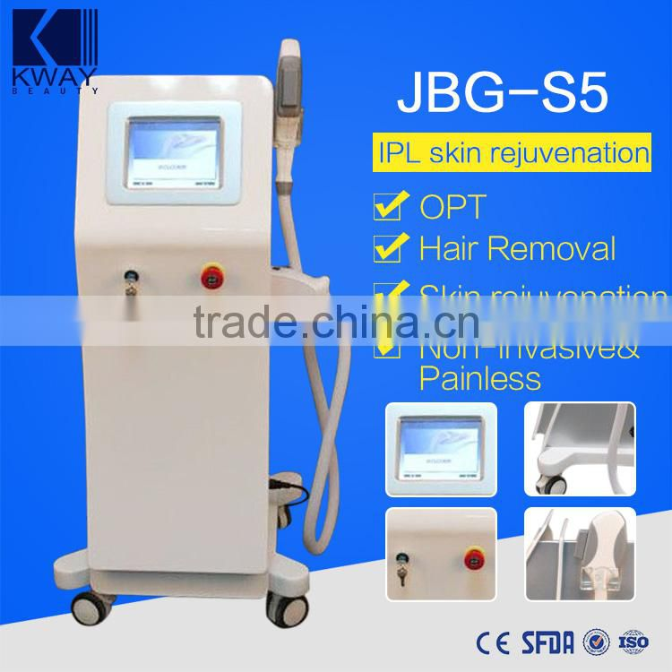 CE approved professional diode laser hair removal machine