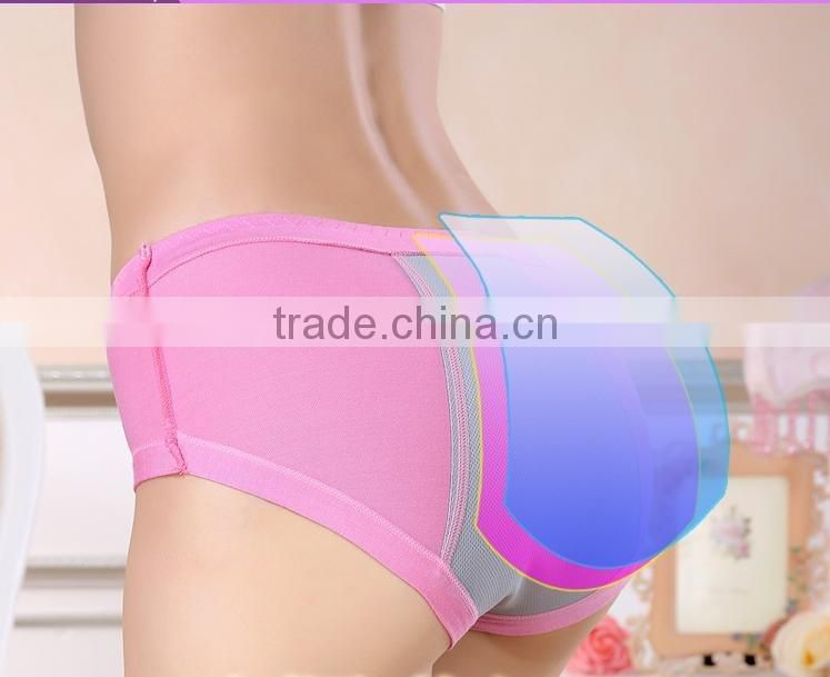 Women's Menstrual Sanitary Period Leak Proof Modal Seamless Panties Underwear Women's Modal Cotton Briefs 2017