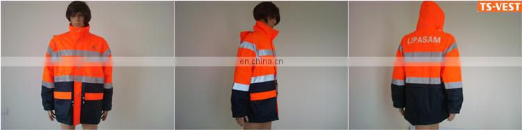 reflective winter safety reflector safety jacket