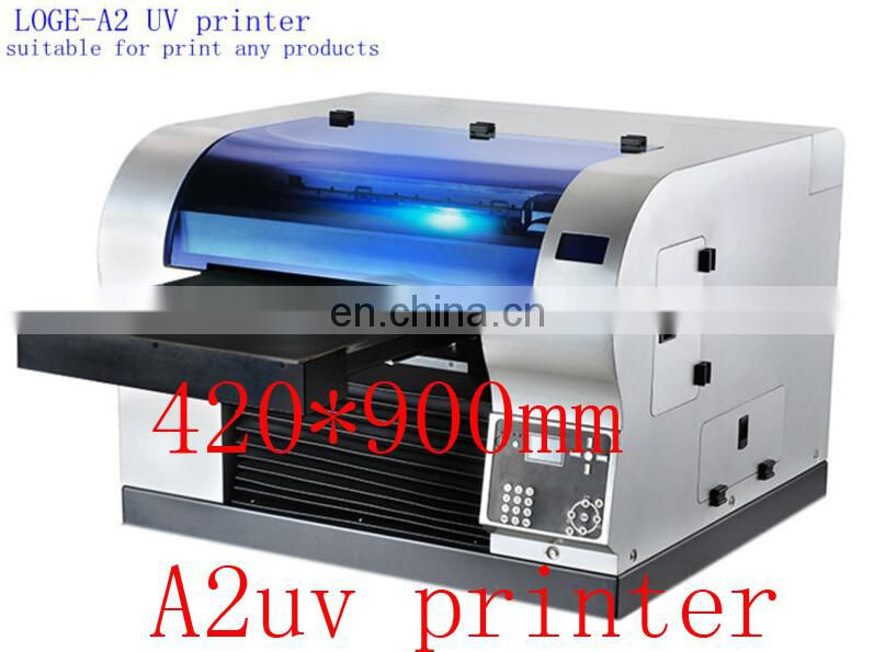 Metal business card printer
