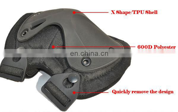 TPR soft training Knee and elbow pads for sales