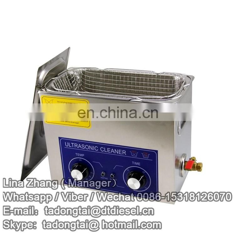 DUAL-Frequency Series(28KHZ/40KHZ, Digital timer,Heater)) Ultrasonic Cleaner DT-30AD