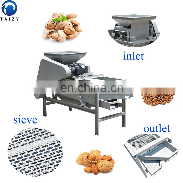 groundnut cutting machine peanut slicing machine almond slicer machine