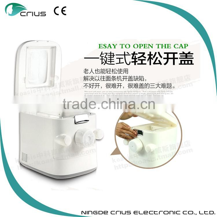 Healthy and easily to operate electric noodle machine