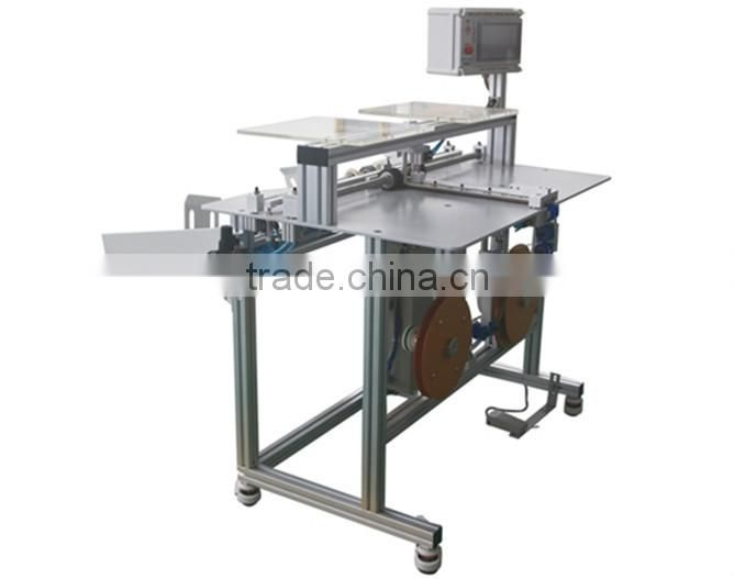 double100 hot sell high efficient automatic linking machine for photo paper