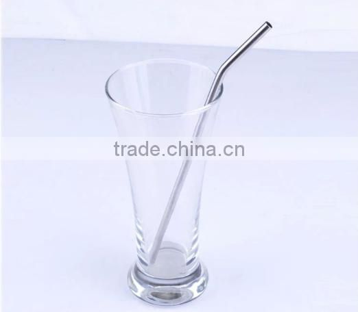 High quality drinking straw/metal drinking straws/stainless steel straws
