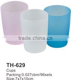 6 pcs cup,pp cup,water cup
