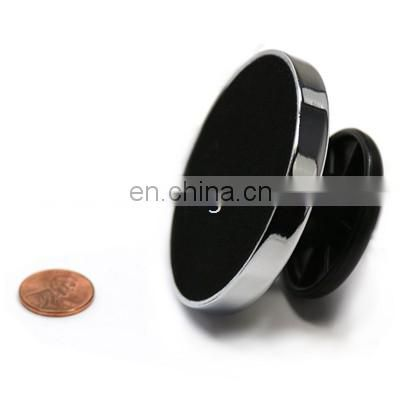 Master Magnetics Round Base Magnet Fastener with Knob 25 LB Holding Power