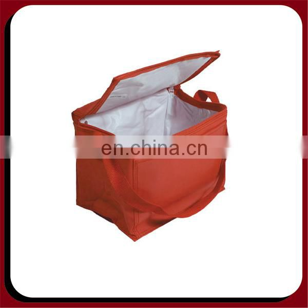 freeze bag plastic cooler shopping bag