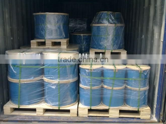 hot dipped galvanized rope