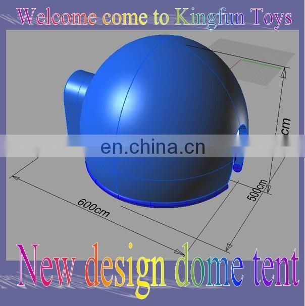 Event/party/show/exhibition inflatable bubble dome