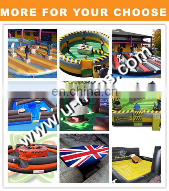 Various Mechanical Inflatable Surfboard Game for kids