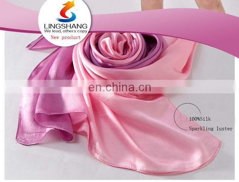 Fashion modish and voguish girls best fittings silk scarves