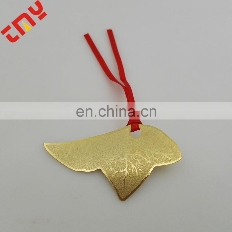 Hot Sale Your Own Design Logo Metal Hand Tag For Gift Promotion