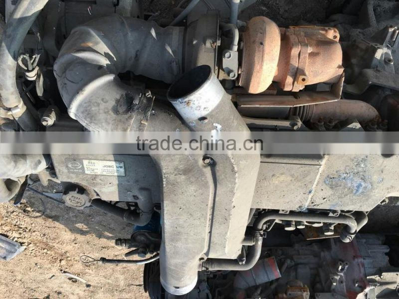Hino Used JO8C Engine UW ZF gearbox of used truck and parts from