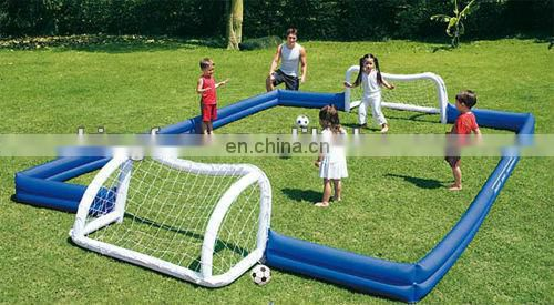 Outdoor/Indoor Sports Inflatable Soccer Field for Sales