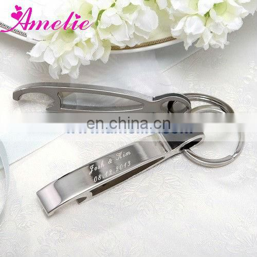 A0744 Metal Letter Personalized Keychains Wholesale