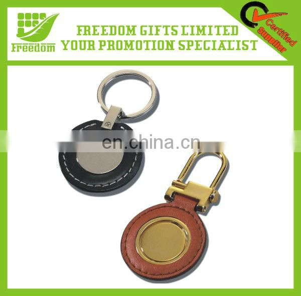 Hot Sale Customized Leather Key Ring