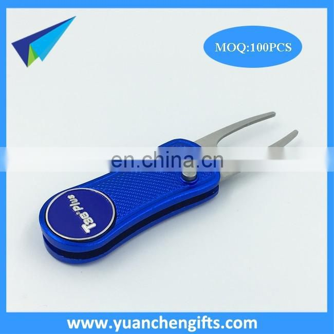 Wholesale golf club auto repair pitch fork with different color in stock