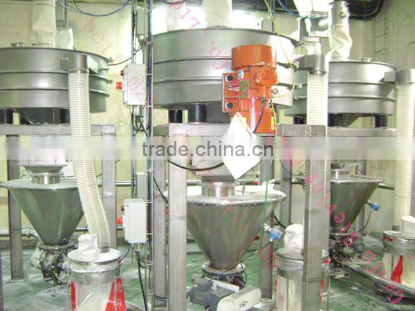 High Quality Stainless Steel white sugar sieving machine