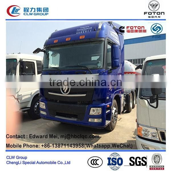 Foton 6*4 type 430 Hp GTL tractor mover