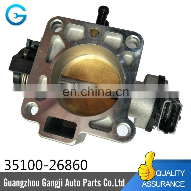 Genuine Throttle Body For 2006-2011 Hyundai Accent Ki a Rio Rio5 OE 35100-26860