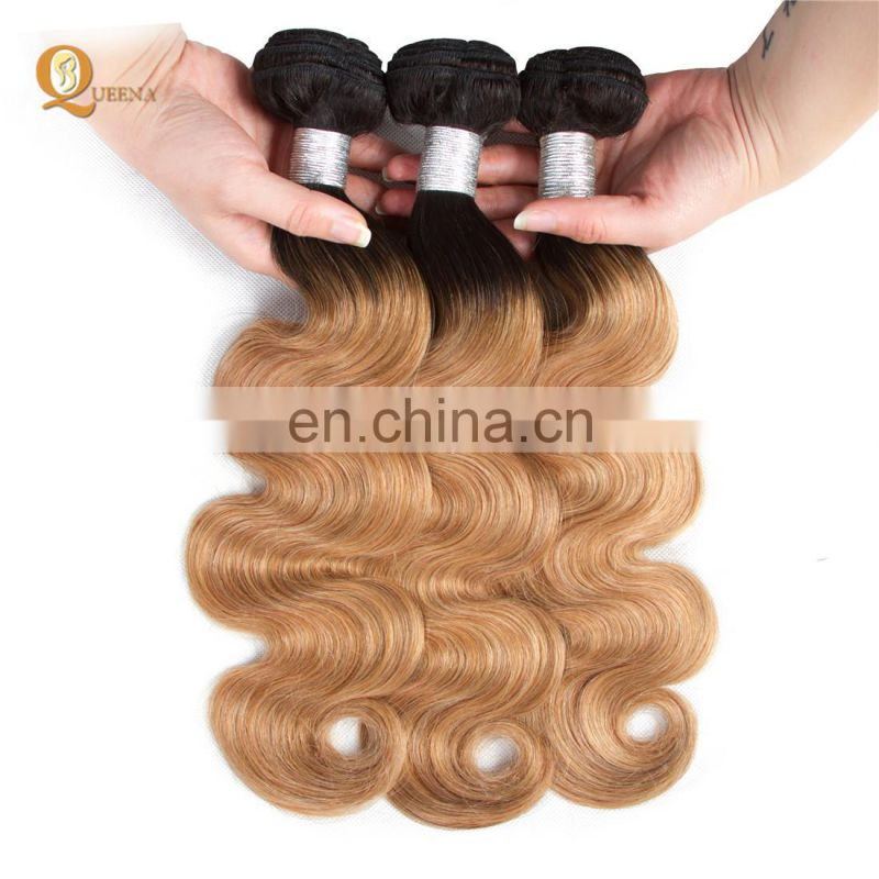 Wholesale Brazilian Hair Vendors Best Selling Hair Weave Cheap Ombre Hair Extensions