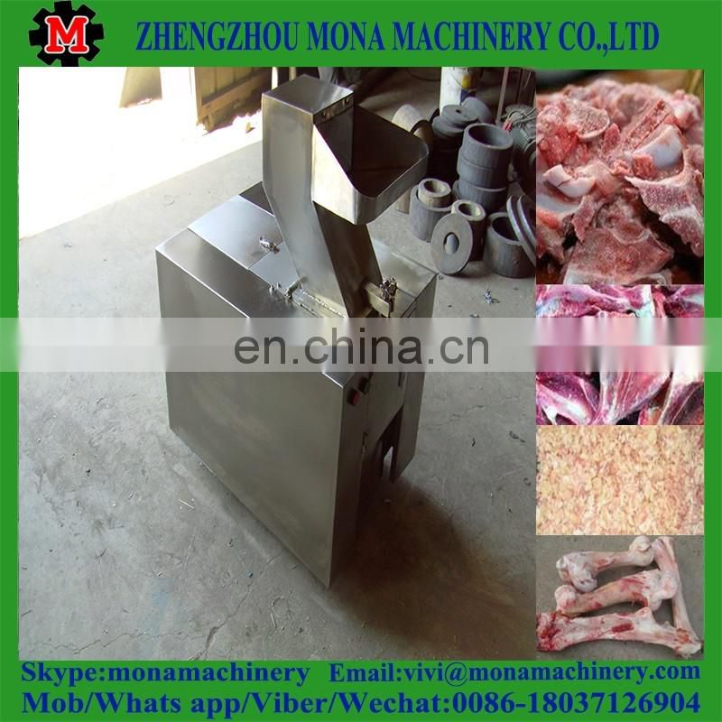 Chicken bone grinder bone crusher /bone meal making machine