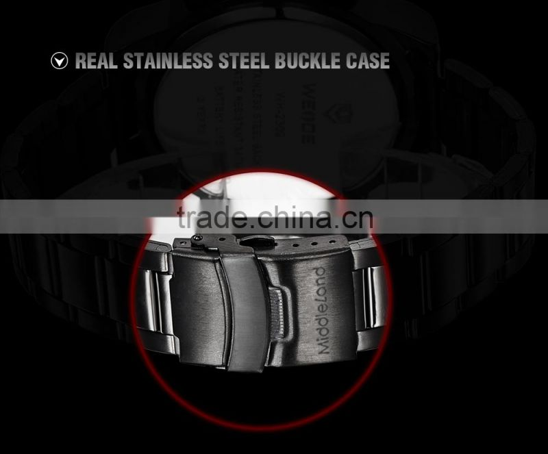 China Watches Manufactures MIDDLELAND Luxury Vogue alloy Case Watch Popolar in Western Custom Design