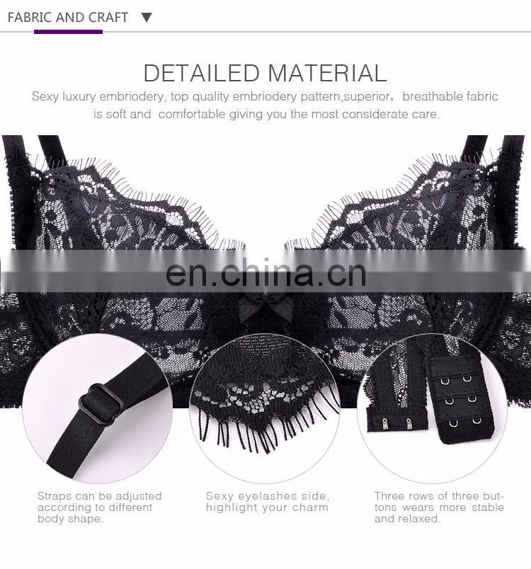 mature women sexy undergarment sexy bra and panty new design in mesh fabric