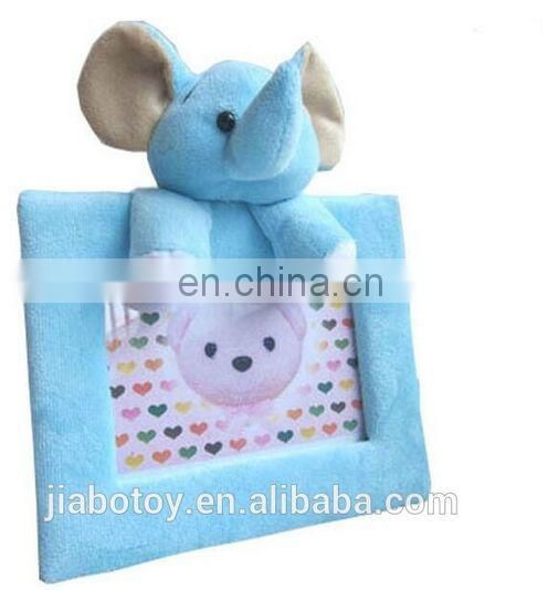 cheap baby photo frame toys china wholesale stuffed custom Baby photo album