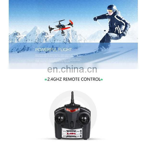 Hight quality 2.4G 4CH RC drone quadcopter with 0.3mp camera