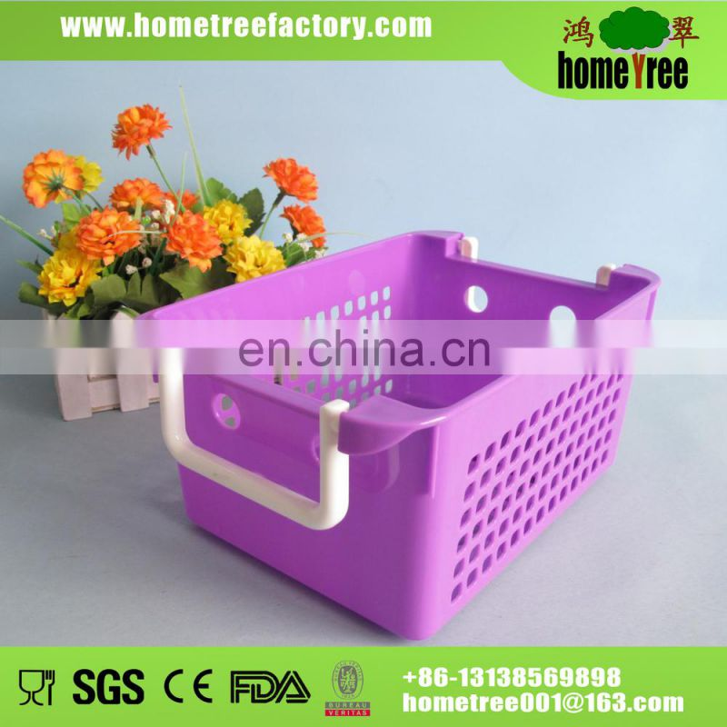 2014 korean style rectangle bathroom hanging basket