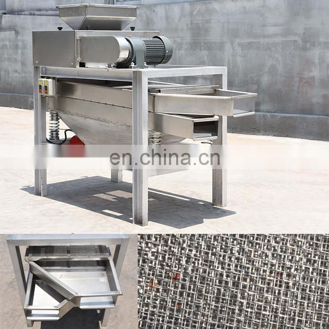 nut chopper crushing machine almond chestnut cutting machine peanut chopping machine