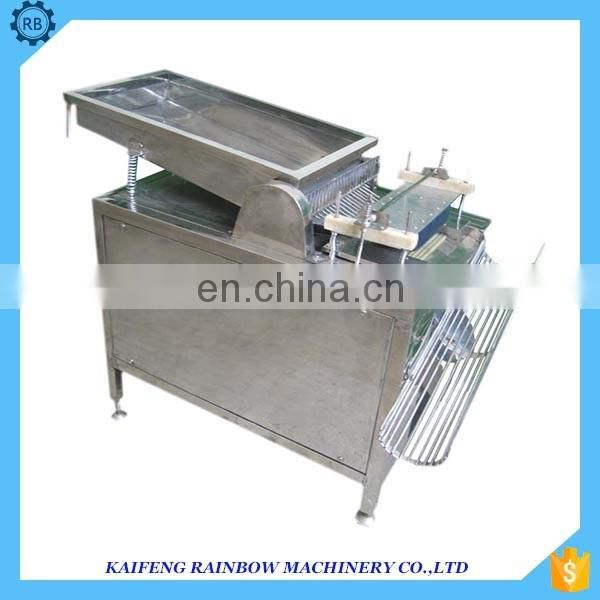 High Performance high quality Quail Egg skin removal machine quail egg sheller