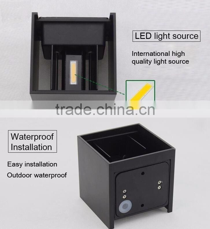 High Quality Exterior led lighting IP65 Outdoor LED Wall Lamp up down wall lamp