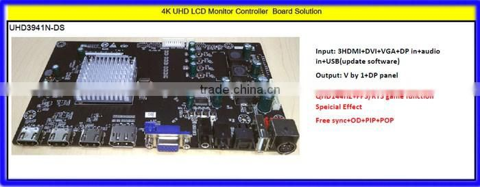 Universal V59 LCD TV Tuner TV Board HDVX9-AS-5S of TV board from
