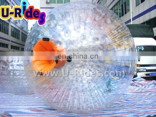 inflatable human sphere