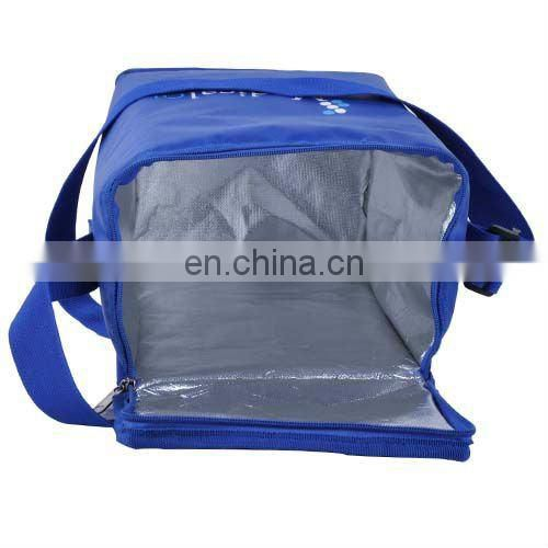 promotional cooler bag wine bottle