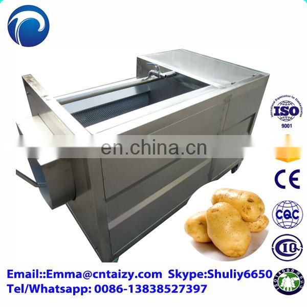 Home Vegetable Washing Machine Vegetable and Fruit Washing Machine Brush Vegetable Washing Machine Image