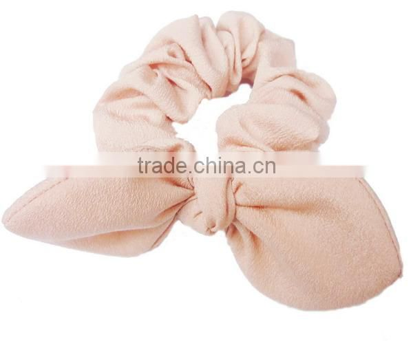 2014 China wholesale new product baby headband,elastic headband, pink dot headband