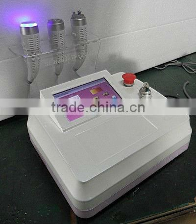 WL-06 Touch screen rf machine for home use