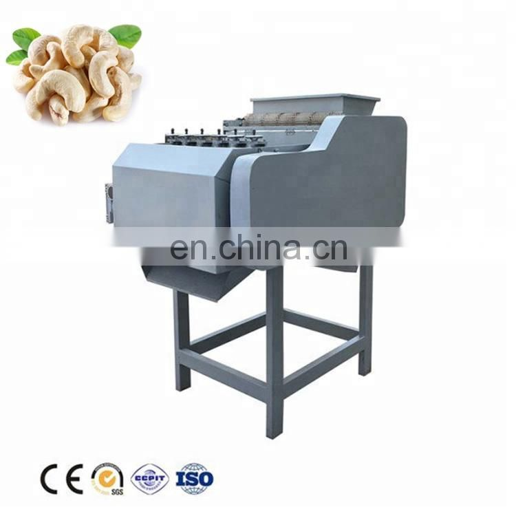 auto cashew shelling machine cashewnut shelling machine/cashew nuts peeling machine Image