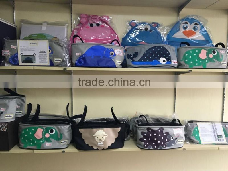 Hot Sale Colorful Cute Animal Toy Organizer Bag