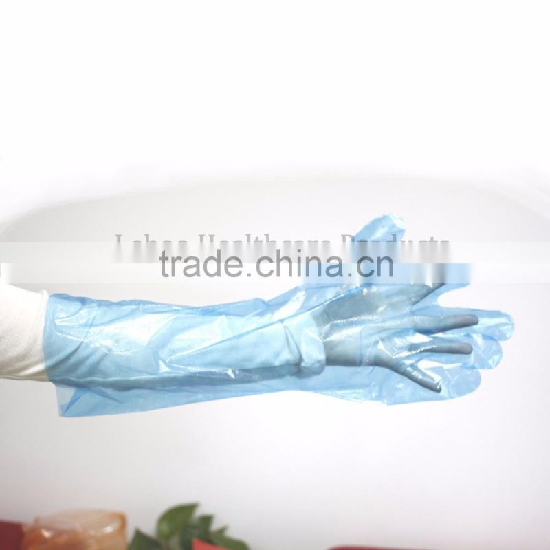 Free sample professional factory price disposable hdpe ldpe glove