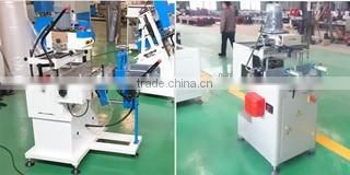 UPVC welder for window and door / one head seamless solder