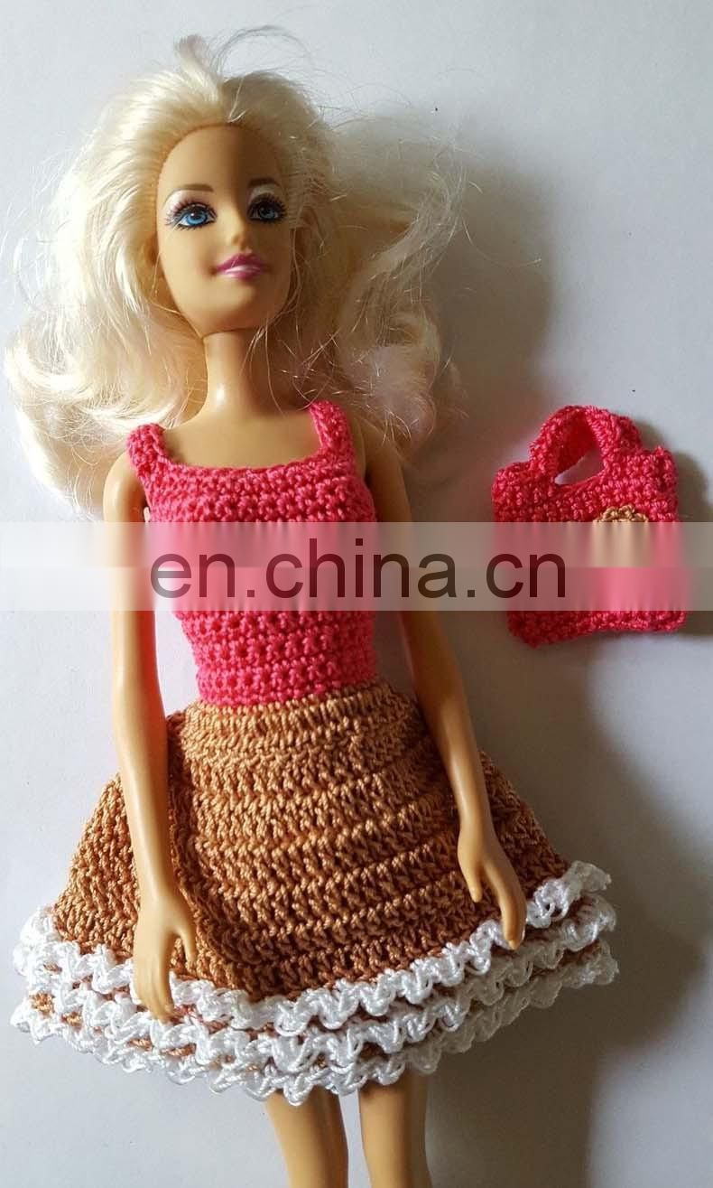 Crochet New Handmade Doll Clothes